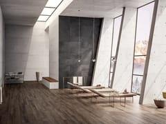 Pavimento/rivestimento in gres porcellanato effetto legnoCHALET WALNUT - CERAMICA FONDOVALLE