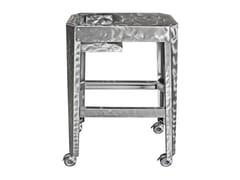 Carrello bar in acciaio inoxCHAMPO | Carrello bar - M.ZANITONI®