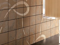 - Marble wall tiles CHARME - KIMBERLY - Lithos Mosaico Italia - Lithos