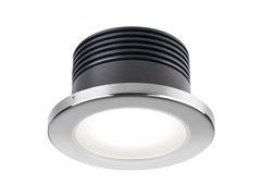 - LED recessed stainless steel spotlight CHIARA 6W - Quicklighting