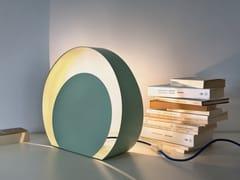 - Metal table lamp CHIOCCIOLA BIG - MEME DESIGN
