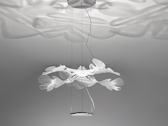 - LED indirect light pendant lamp CHLOROPHILIA - Artemide