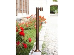 - LED Garden bollard light CHRYSLER 72 | Bollard light - Aldo Bernardi