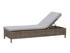 - Lettino da giardino reclinabile CIELO 23108 - SKYLINE design