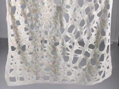 Plaid lavorato a mano in feltro di lanaCIRCLE   Plaid in feltro di lana - RONEL JORDAAN™
