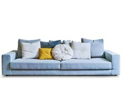 - Fabric sofa CITY CASUAL - SANCAL