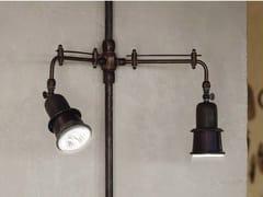 - Wall-mounted multiple adjustable spotlight CIVETTA | Multiple spotlight - Aldo Bernardi