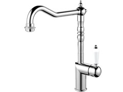 - Stainless steel kitchen mixer tap CLASSIC LINE CL-110 - Nivito