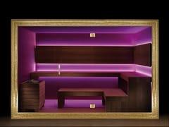 Sauna prefabbricataCLASSIC | Sauna - CARMENTA