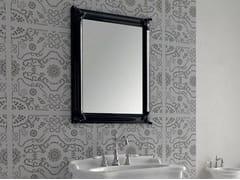 - Rectangular framed mirror CLASSICA - Hidra Ceramica