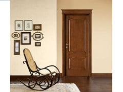 - Solid wood door CLASSICI E ANTICATI - LEGNOFORM
