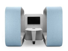 - Meeting pod COCOON MEDIA UNIT | Office booth - Boss Design