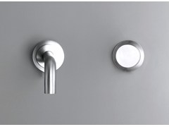 - 2 hole washbasin mixer COCOON MONO SET 03 - COCOON