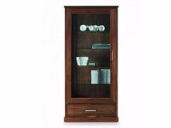 - Solid wood display cabinet COLONIA SMALL 2011 - Riva 1920