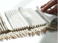 Tessuto da parete in materiale riciclatoCOLOR - BUXKIN