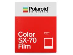 Pellicola fotograficaCOLOR FILM FOR SX-70 - POLAROID ORIGINALS®