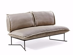 - 2 seater fabric sofa COLORADO | 2 seater sofa - Varaschin
