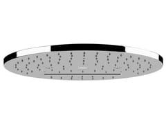 - Steel rain shower for chromotherapy COLOUR TONDO 40548 - Gessi