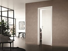 - Hinged lacquered door COMFORT | Hinged door - SCRIGNO