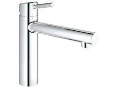 - Countertop kitchen mixer tap with swivel spout CONCETTO 31210001 | 1 hole kitchen mixer tap - Grohe