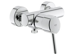 - Single handle shower mixer CONCETTO | 2 hole shower mixer - Grohe