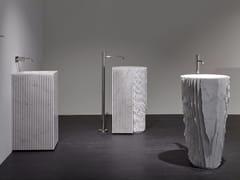 Lavabo freestanding in marmoCONTROVERSO - ANTONIO LUPI DESIGN®