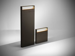 Paletto luminoso a LED in legnoCOOL WOOD | Paletto luminoso - SIMES