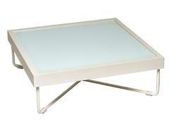 Tavolino quadratoCORAL REEF   Tavolino - ROBERTI RATTAN