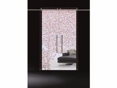 - Glass sliding door CORALLO DIPINTO - Casali