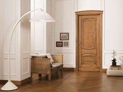 - Solid wood door CORNICI - LEGNOFORM