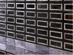 - Marble wall tiles COSMIC & SMART - SMART - Lithos Mosaico Italia - Lithos