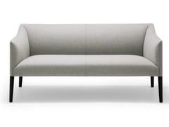 - 2 seater fabric sofa COUVÉ | 2 seater sofa - Andreu World