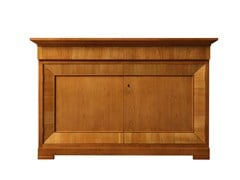 - Sideboard with doors BIEDERMEIER | Cherry wood sideboard - Morelato