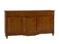 - Cherry wood sideboard with doors DIRETTORIO | Sideboard - Morelato