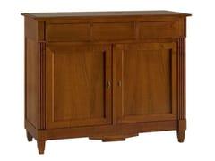 - Cherry wood sideboard with doors DIRETTORIO | Cherry wood sideboard - Morelato