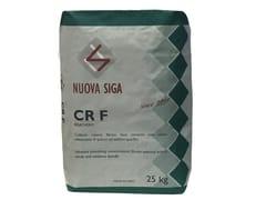 Collante rasante a base di cemento ad alta resistenzaCRF - NUOVA SIGA
