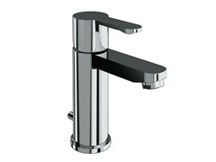 - Single handle washbasin mixer with automatic pop-up waste CRYSTAL | Single handle washbasin mixer - Polo
