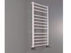 Scaldasalviette verticale in alluminio a pareteCUBE-AL BATH - RIDEAHEATING