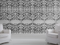 - Motif wallpaper CAST IRON - Mineheart