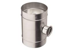 Accessori per impianto termico e climaSaracinesche per canne fumarie - ATRITUBE HVAC PRODUCTS - G. IOANNIDIS & CO. P.C.
