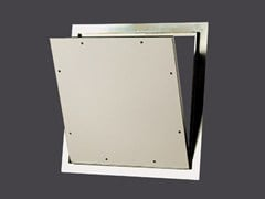 - Steel Hatch doors for Plasterboard with click opening STEEL CLICK CLACK STEEL HATCHES - Gyps