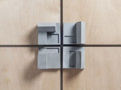 - Concrete Furniture knob / architectural model Community #5 - Material Immaterial studio