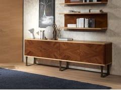 Madia in legno con ante a battenteDESYO | Madia - CARPANELLI CONTEMPORARY