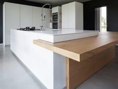 - Cucina con isola D90 | Cucina in quarzo - TM Italia Cucine