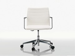 - Low back executive chair DAHLIA | Executive chair - Quadrifoglio Sistemi d'Arredo