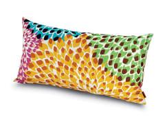 Cuscino rettangolare in tessutoDALIA RAINBOW | Cuscino rettangolare - MISSONI HOME