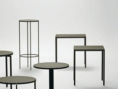 - Rectangular side table DATE | Rectangular coffee table - da a