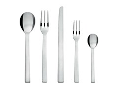 - Stainless steel cutlery set DC05S5 | Cutlery set - ALESSI