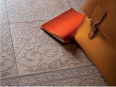 - Pavimento/rivestimento in marmo DECO' - KASBAH - Lithos Mosaico Italia - Lithos