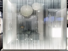 - Decorated glass DECORFLOU® DESIGN - OmniDecor®